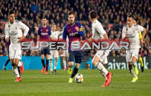 Live Streaming La Liga SCTV Real Madrid VS Barcelona