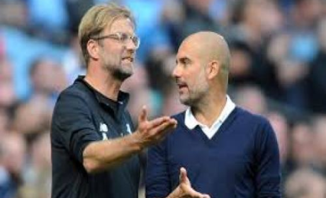 Sosok Klopp dan Guardiola di Balik Persaingan Liverpool Vs Man CIty