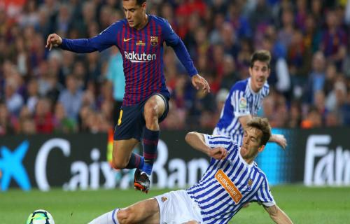 Barcelona vs Real Sociedad 21 April 2019