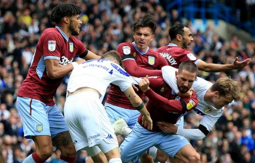 Leeds United Vs Aston Villa